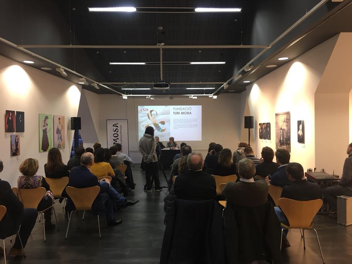 Presentació candidatura Casino Andorra, Univers Bomosa