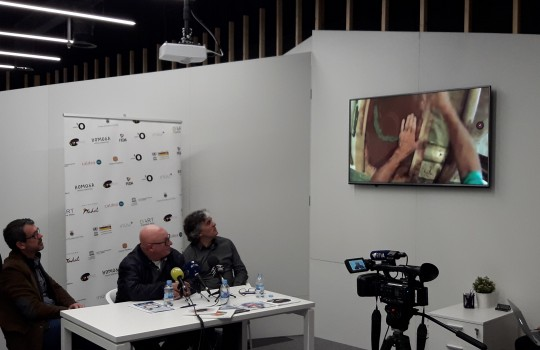 Roda de premsa presentació exposició itinerant 'BOMOSA'
