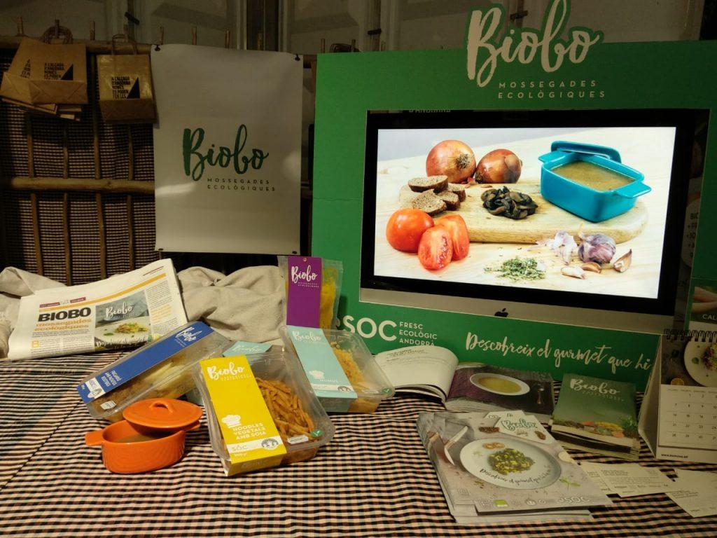 Les novetats de Biobo durant la 40a Fira d'Andorra la Vella