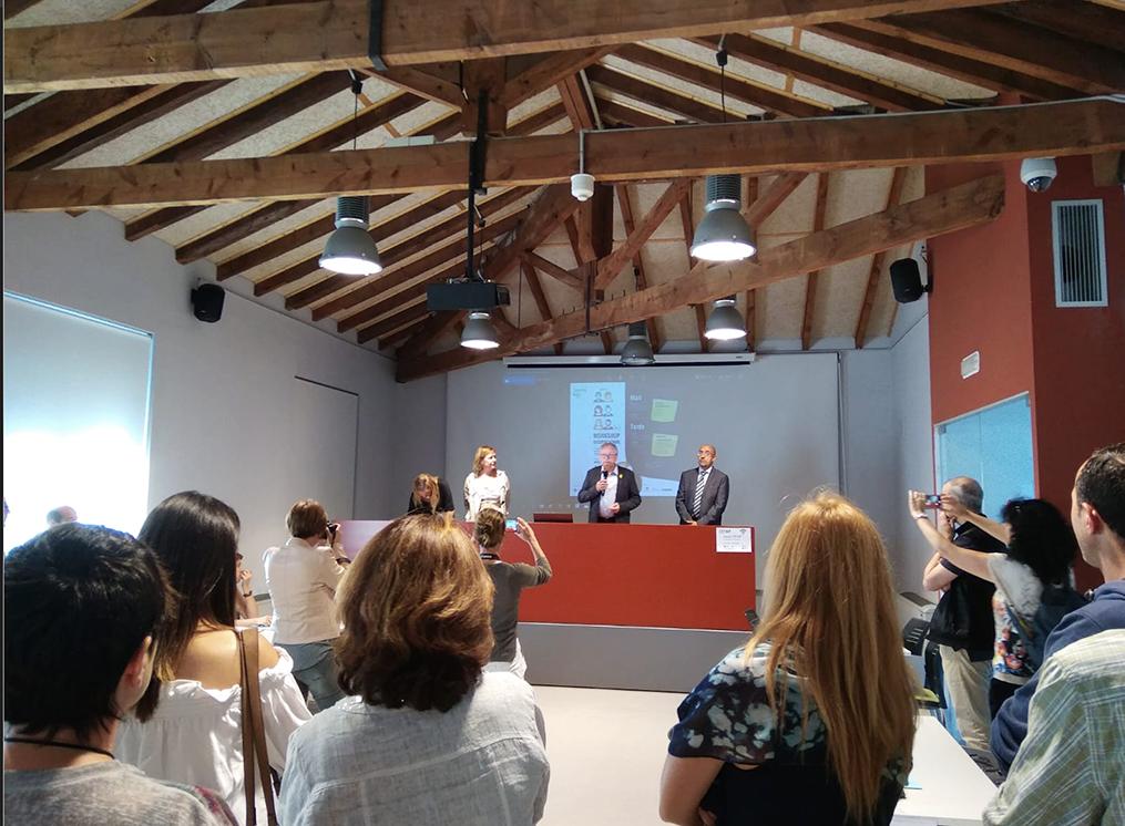 Workshop Ocupacional Seu d'Urgell quarta edició