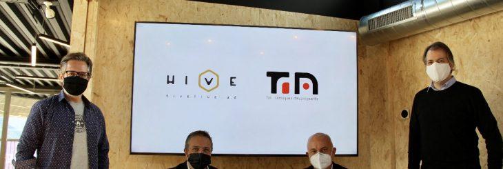 tda_1_hive five