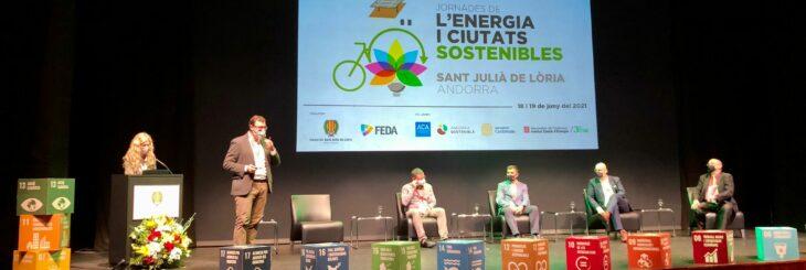BMS Consultoria Estratègica, a les jornades de sostenibilitat de Sant Julià de Lòria